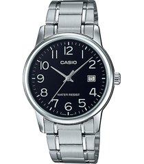 mtp-v002d-1b reloj casio 100% original garantizados