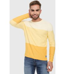 saco amarillo jack & jones