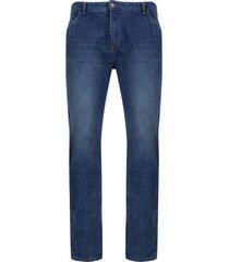 jean regular fit color azul, talla 34
