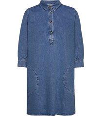 huanpw dr dresses shirt dresses blauw part two