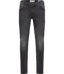 6206715 sdjoy slimmade jeans grå solid