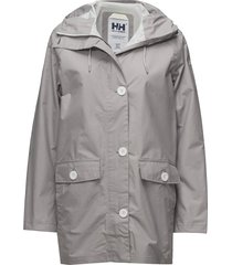w elements raincoat outerwear sport jackets grå helly hansen