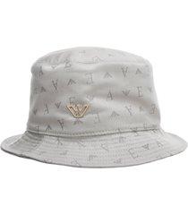 emporio armani continental falabella hat