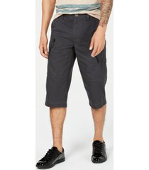 inc men's big & tall cargo shorts, created for macy's