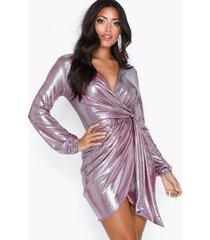 nly one drapy glam dress fodralklänningar