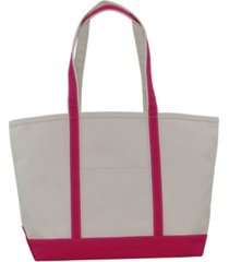 cb station heavy 24 oz large boat tote