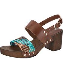 sandaletter wenz brun