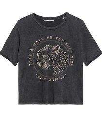 t-shirt wild side