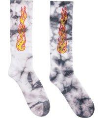 palm angels cotton socks