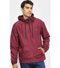 jaqueta element color masculina