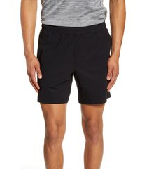rhone versatility performance athletic shorts, size xx-large in black at nordstrom