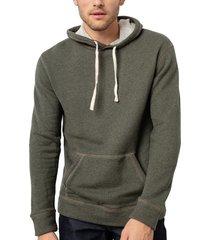 men's rails smith hoodie, size medium - green