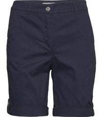 casual shorts shorts chino shorts blå brandtex