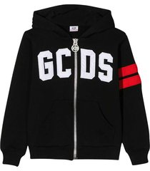 gcds mini black sweatshirt