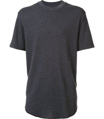 321 relaxed crew neck t-shirt - grey
