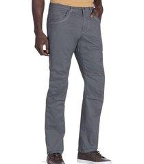 pantalon hombre free rebel raw steel kuhl