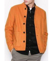suit enok-q5163 jackor yellow