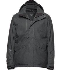 mountain padded jkt m outerwear sport jackets grå craft
