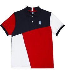 the graphic polo