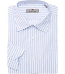 modern-fit stripe dress shirt