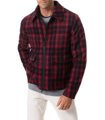 men's rodd & ginn woodend beach plaid jacket