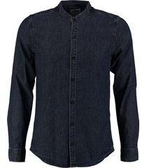 garcia denim overhemd comfort stretch