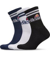el pullo underwear socks regular socks multi/mönstrad ellesse