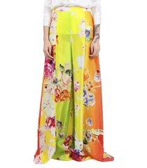 ralph lauren floral kyrah trousers