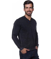 suéter basic le tisserand stoned preto