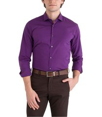 camisa business casual textura slim fit 68167