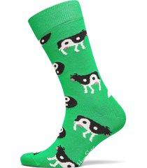 ying yang cow sock underwear socks regular socks grön happy socks