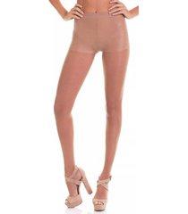 meia-calça clássica invisível fio 7  feminina adulto trifil