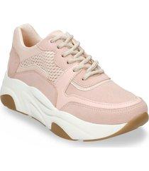 tenis casuales rosado bata wendina r mujer