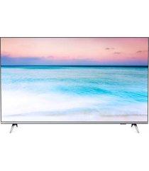"smart tv philips 55"", 4k ultra hd led 55pug6654/78, wi-fi integrado"