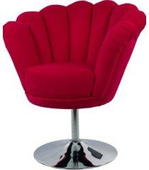 fotel malinowa czerwień fu-100