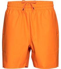 shorts shorts casual orange rains