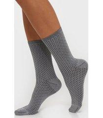 lindex sock lurex dot strumpor
