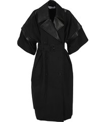 jw anderson kimono trench coat