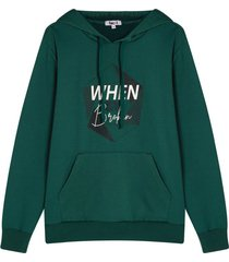 buzo hoodie para hombre when