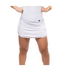 shorts-saia sandy fitness jogging branco