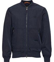 bayonne bomber jacket bomberjacka jacka blå morris