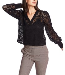 1.state knit lace top