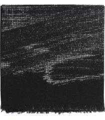 destin surl ginga quadra painted scarf 140x140