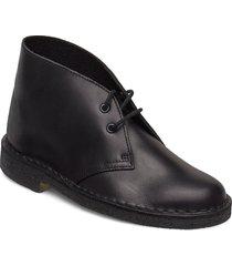 desert boot. shoes boots ankle boots ankle boots flat heel svart clarks originals