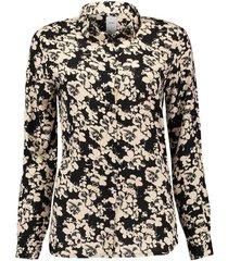 blouse vera zwart
