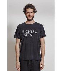 camiseta armadillo t-shirt r & lefts masculina