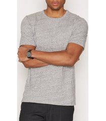 minimum delta t-shirt t-shirts & linnen light grey melange