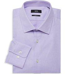 marley sharp-fit dress shirt