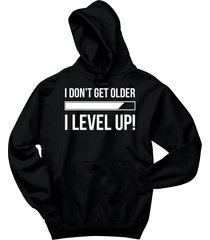 i don't get older i level up funny birthday gift shirt hoodie