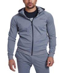men's zip-up hoodie